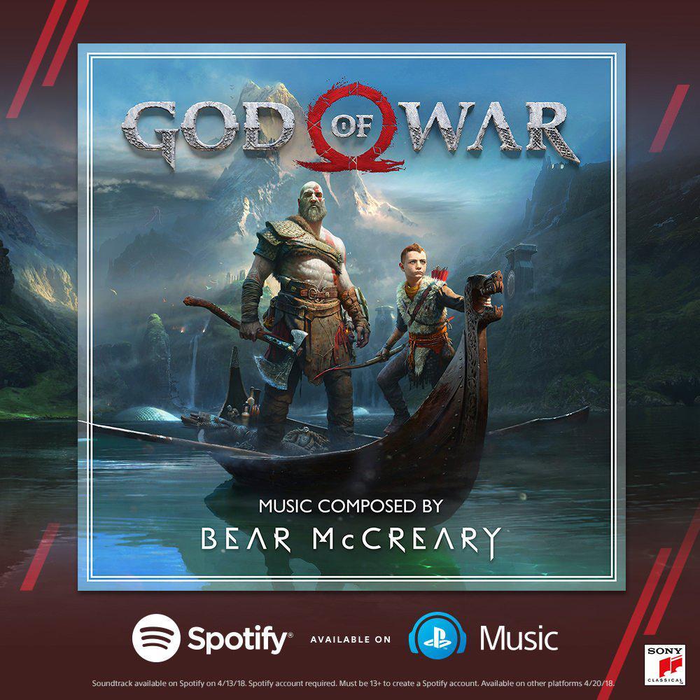 God of War Spotify