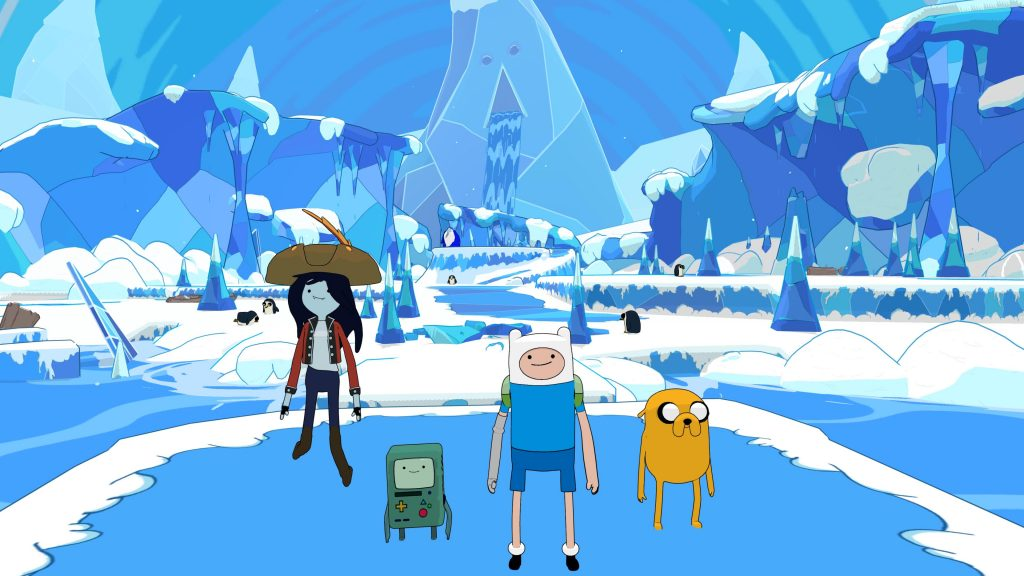 Adventure Time: I Pirati dell' Enchiridion
