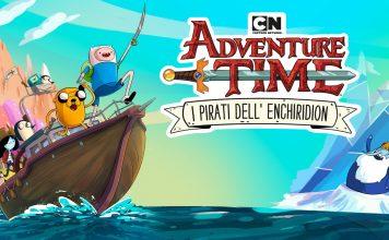 Adventure Time: I Pirati dell' Enchiridion
