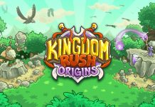 Kingdom Rush Origins title