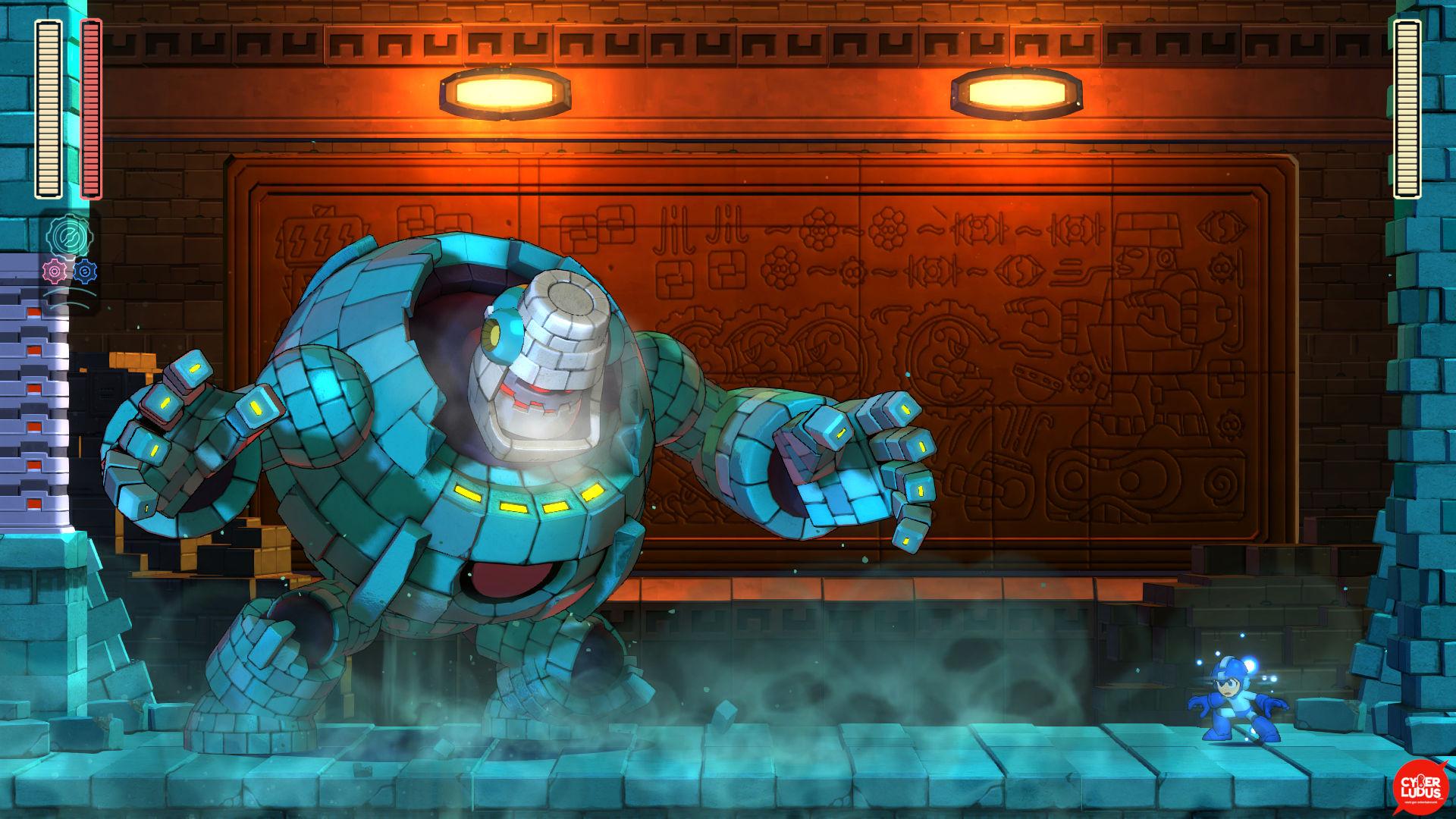 megaman 11 boss blockman
