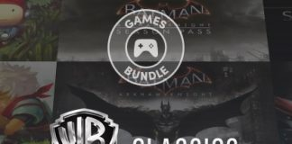 Humble Bundle wb games classics