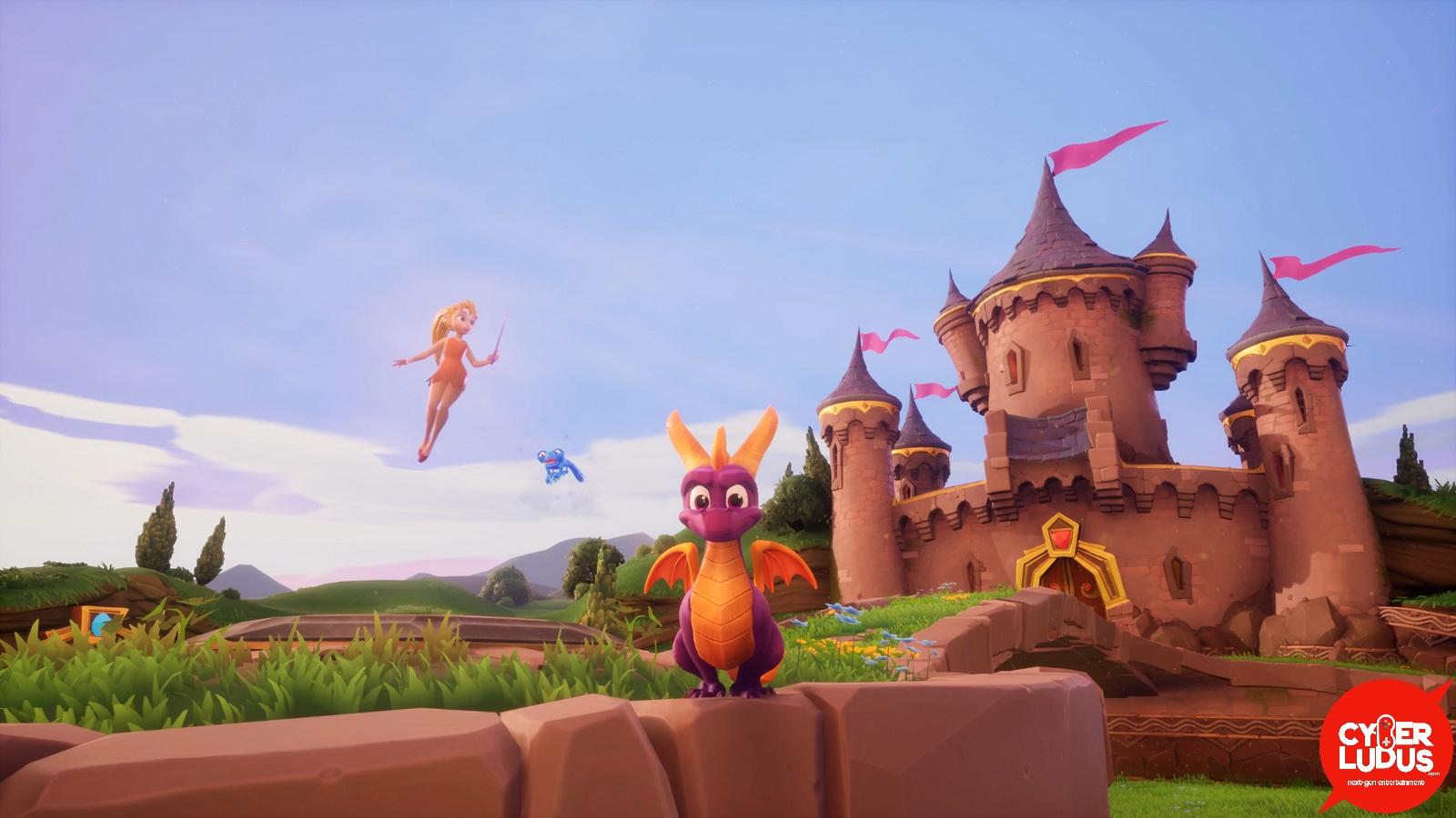 Spyro Reignited Trilogy Mondo degli Artigiani