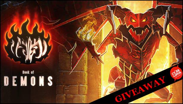 Book of Demons (Steam) GIVEWAY!