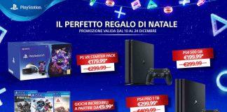 Sony offerte di natale
