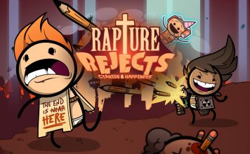 Rapture Rejects-title