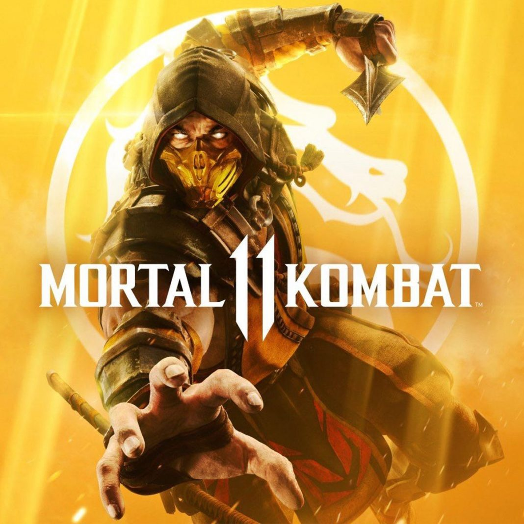 scorpion mortal kombat 11