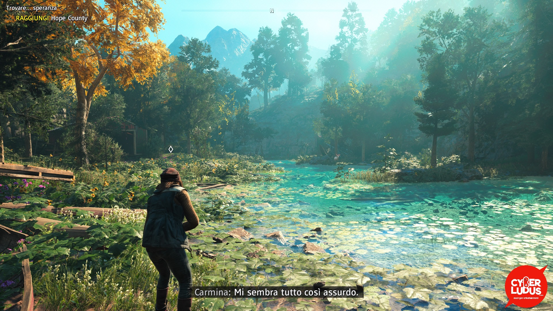 Far Cry New Dawn Hope County