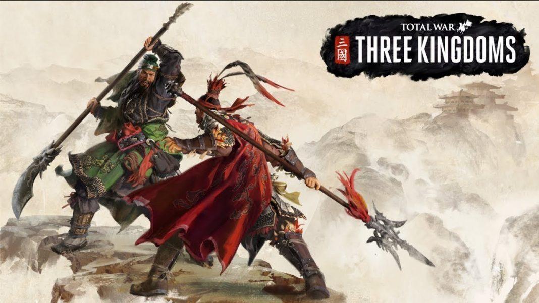 Total War-THREE KINGDOMS