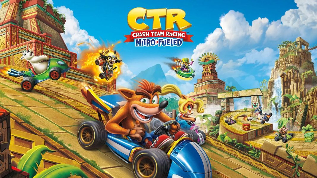 Crash-Team-Racing