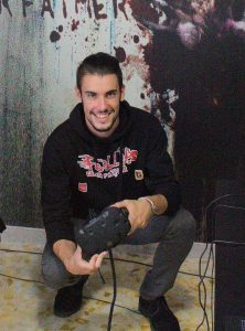Mirko Scarici [Game Director]