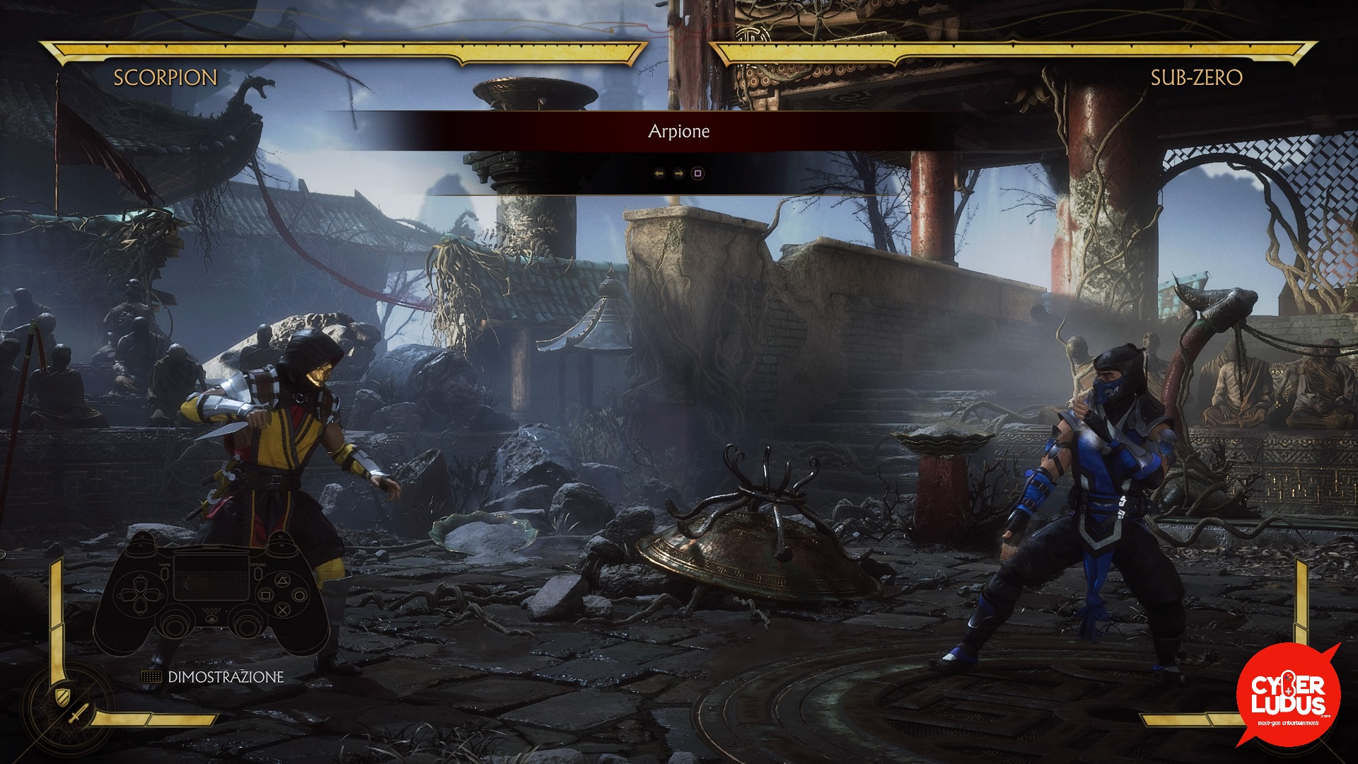 Mortal Kombat 11 tutorial