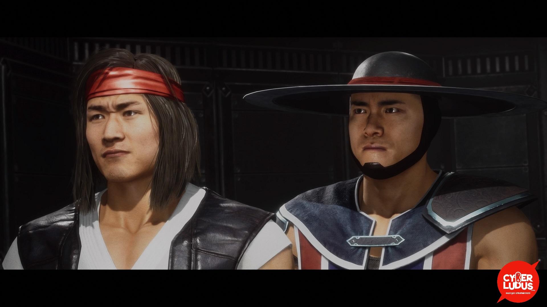 Mortal Kombat Liu Kang Kung Lao