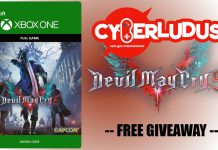 cyberludus Devil May Cry 5 GiveAway