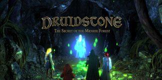 druidstone - ending