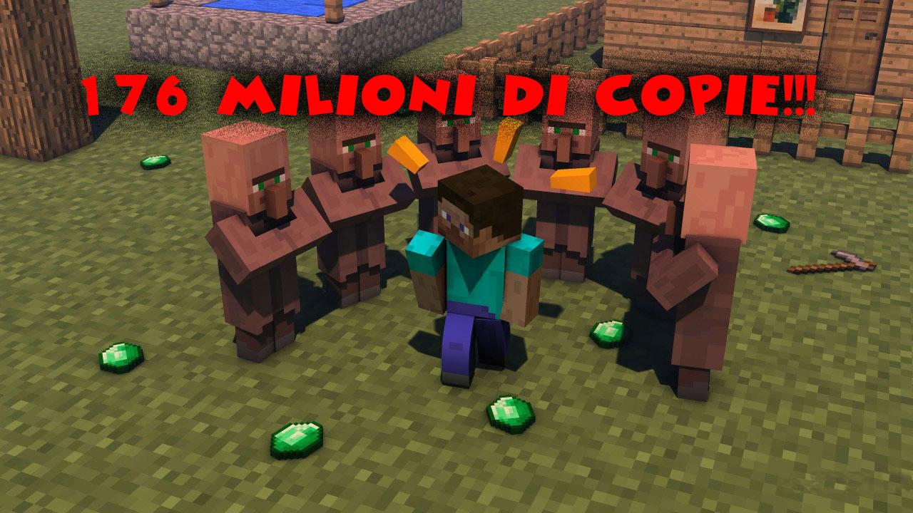 minecraft 176 milioni