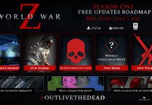 World War Z Roadmap