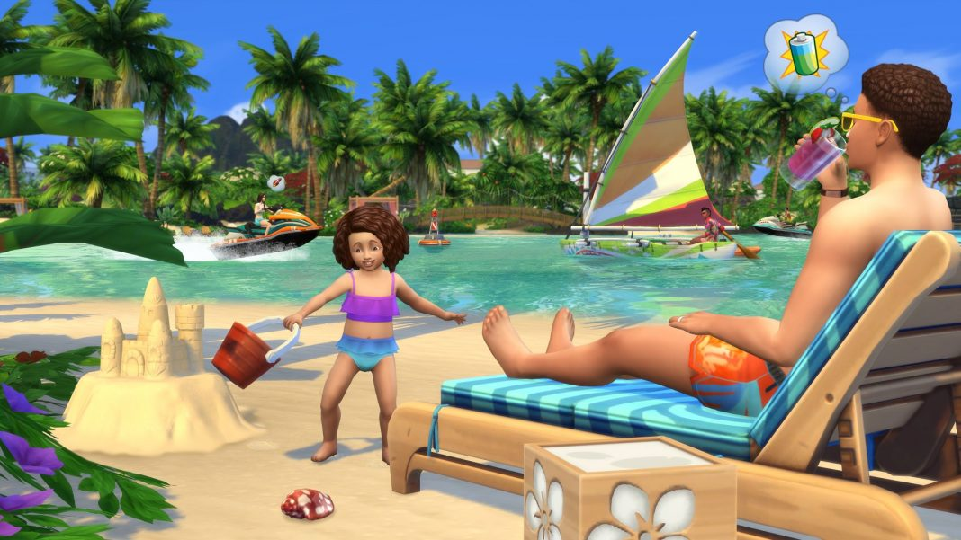 The Sims 4 Vita sull'isola