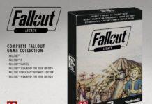Fallout Legacy boxart