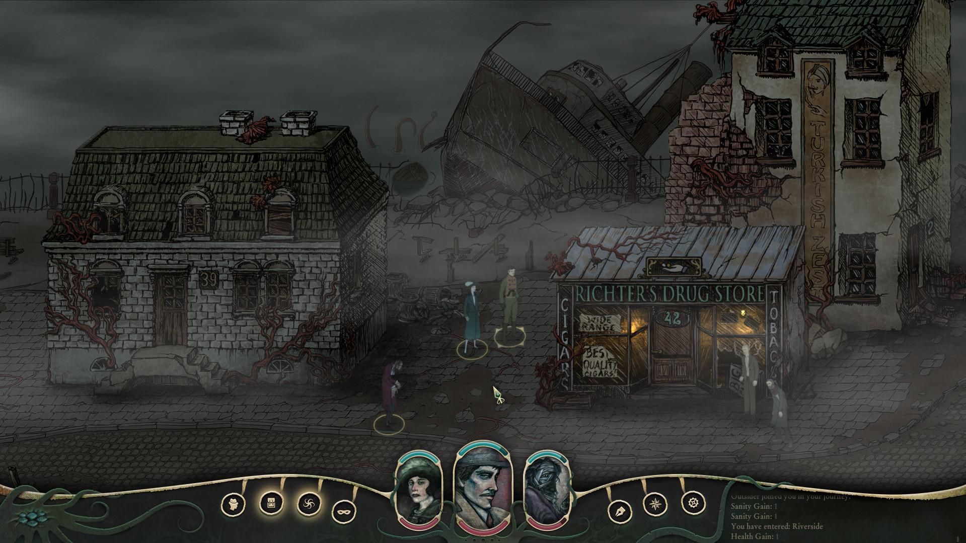 Stygian screenshot
