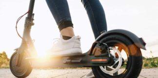 Monopattino Elettrico con ruote grandi