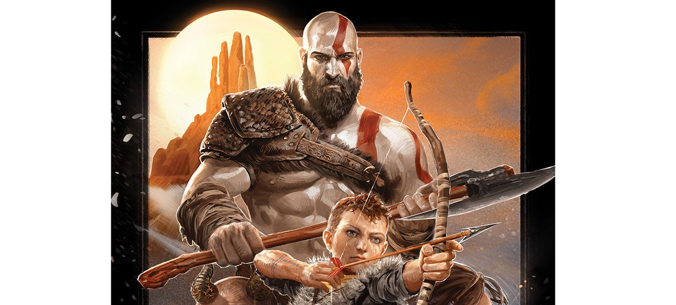God of War poster cinema