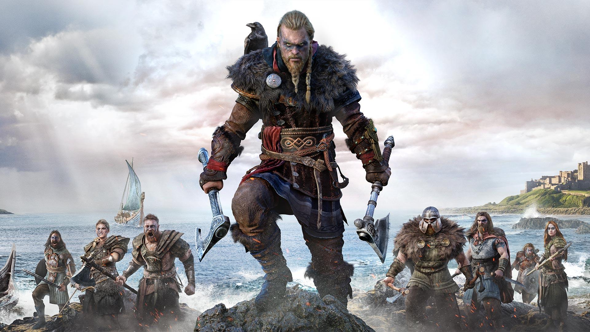 Assassin's Creed Valhalla - Vichingi, sangue e razzie su PC