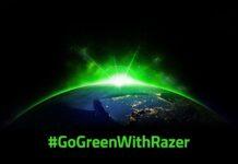 #GoGreenWithRazer