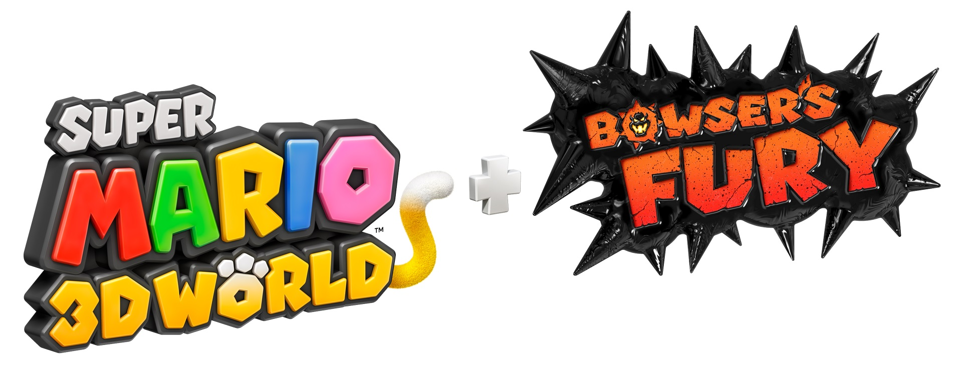 Super Mario 3D World + Bowser's Fury logo