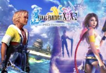 Final Fantasy X X-2 HD Remaster-wall
