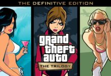 Grand Theft Auto.The Trilogy.The Definitive Edition - Key Art